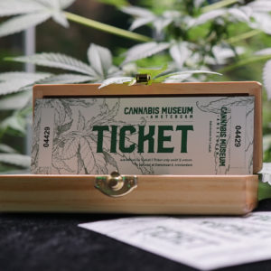 Cannabis Museum Amsterdam Ticket